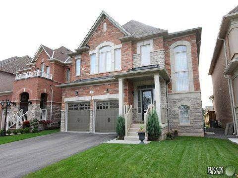 Homes Sold in Estates of Credit Ridge Brampton On