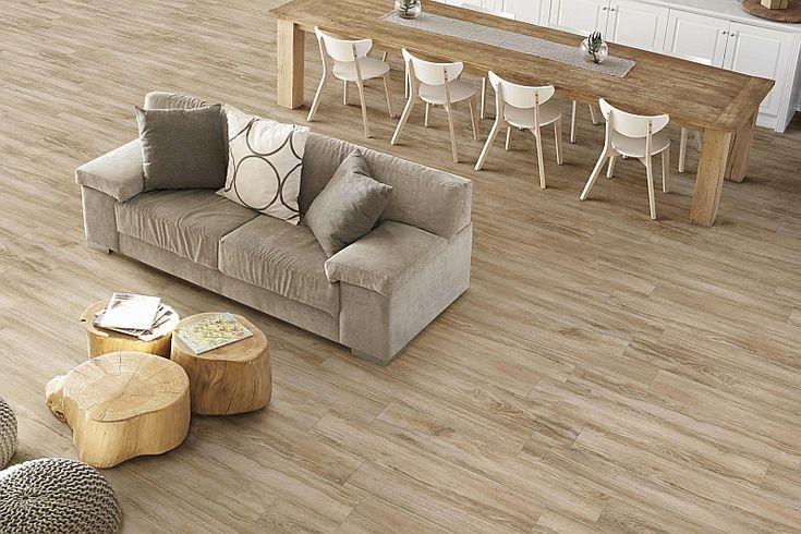Feinsteinzeug - Fliese in Holzoptik im traumhaften Format 20x120. Für Ihr perfektes Wohnzimmer - jetzt bei Ceratrends online kaufen. Wir freuen uns auf Sie!