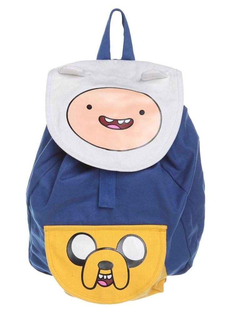 Adventure Time Finn & Jake Backpack - I'll take it!
