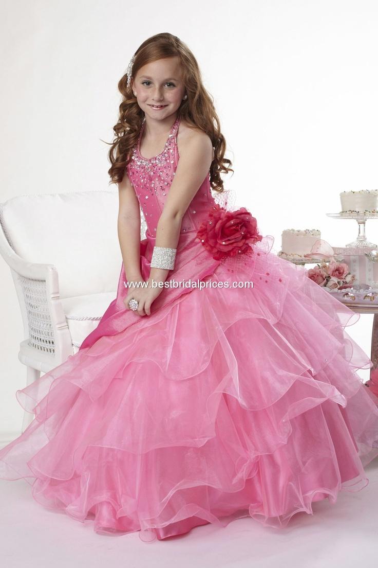 Mejores 190 imágenes de Flower Girl~ Formal Night Cruise Wear en ...