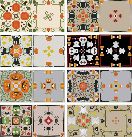 Pattern Store      What's New      Articles      Blog      Gallery      Free Patterns      About       All Patterns - Cross Stitch Patterns - Biscornu Patterns - Embroidery Patterns  Biscornu Packs - Science Embroidery - Animals Embroidery - Mandala Embroidery  Halloween Biscornu Pack  $6.00  biscornupack20.jpg