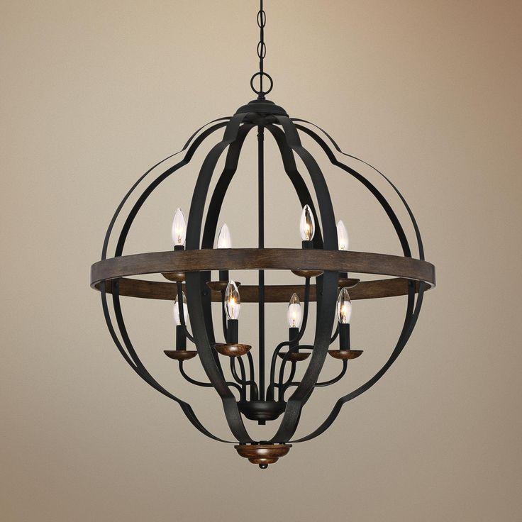 Foyer Caged Chandelier : Best ideas about foyer chandelier on pinterest