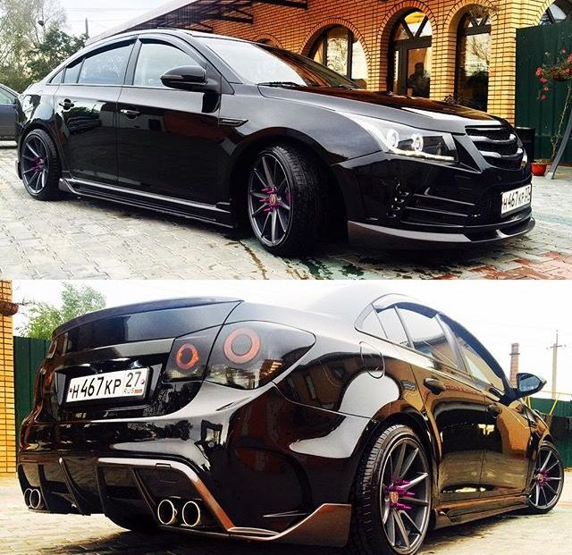 Chevy Cruze That I want Like This...