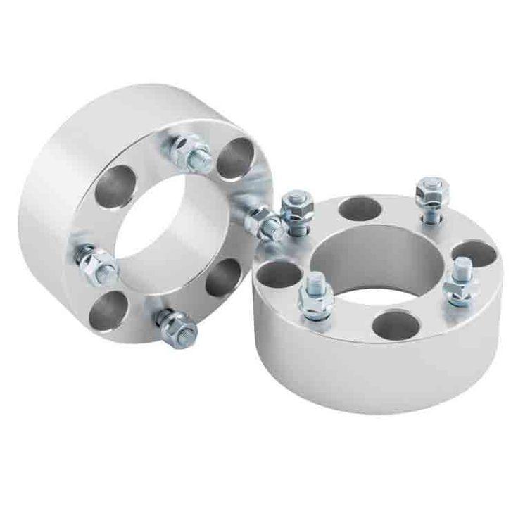 2 wheel spacer pair 4 x 110 bolt pattern kubota rtv