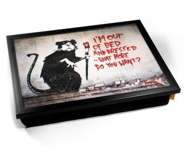 Banksy Out of Bed Rat Cushion Lap Tray by KICO KICO https://www.amazon.ca/dp/B01MRNV0N8/ref=cm_sw_r_pi_dp_x_P8O0yb641R2G9