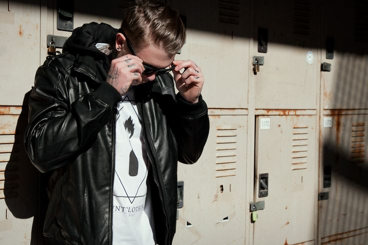 We teamed up with Kallym Grimmond and Jess Collins Photography to capture these high school drop out vibes.