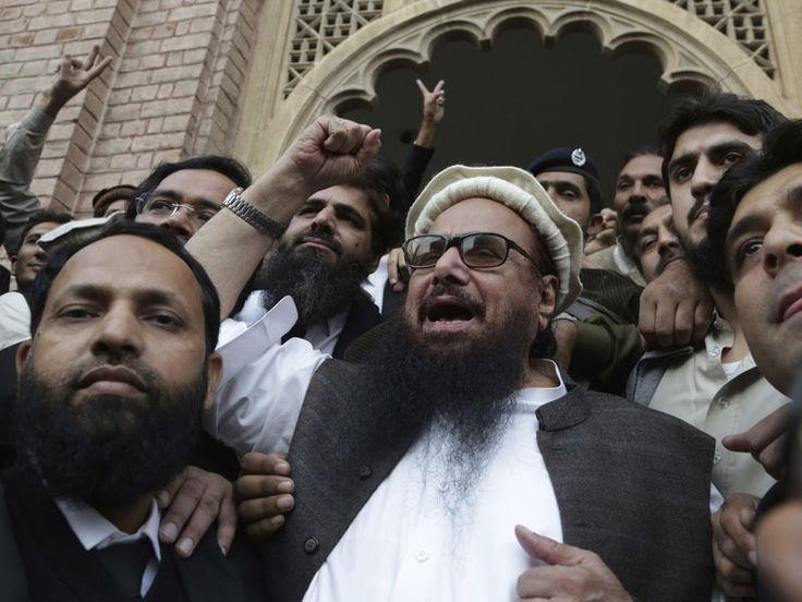 US Senate's pass to LeT may've emboldened Pakistan to release Hafiz Saeed - Times of India #757Live