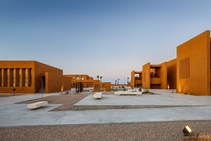 Laayoune Technology School,© Doublespace Photography