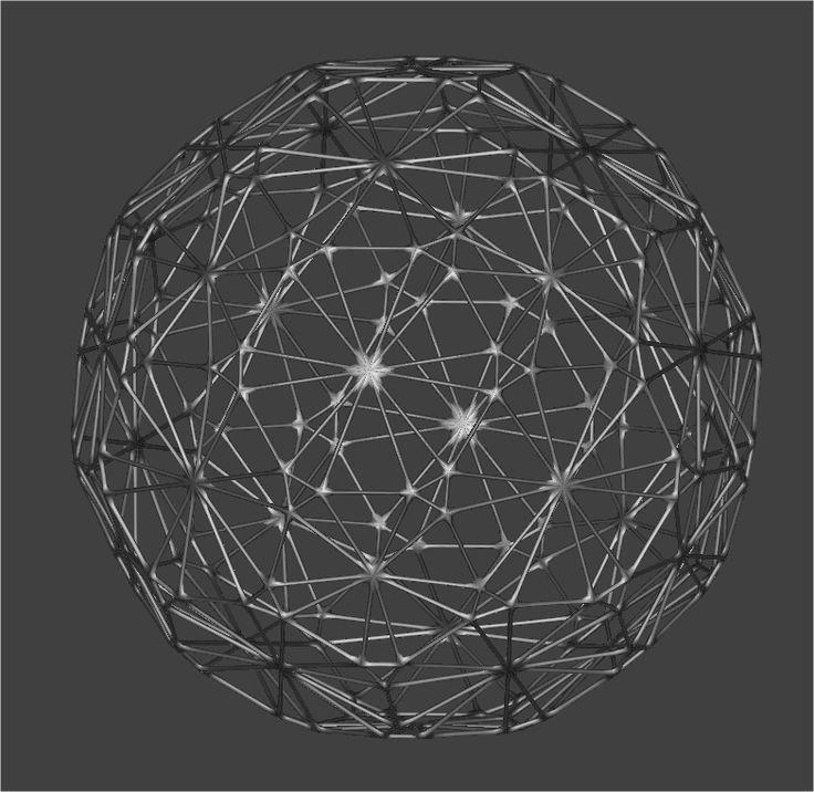 SVERCHOK / Parametric Design Study of Soccer Ball | Blender Sushi