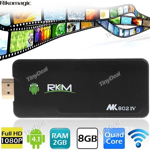 http://www.tinydeal.com/it/mk802iv-android-41-rk3188-tv-box-w-wifi-hdmi-bluetooth-2g8g-p-95473.html  (RIKOMAGIC) MK802IV Android 4.1 Quad Core TV Box Mini PC