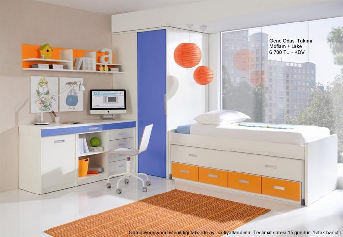2012 Çocuk Odası Tasarımları