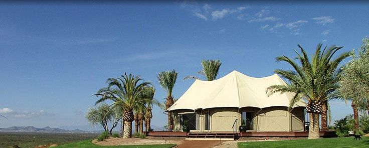 Kambaku Tent - Ultra Luxury African Canvas Safari Tents, Eco-Lodges, Island Dwellings and Resort Tents