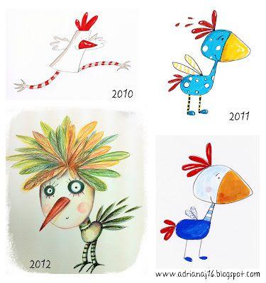 Adrana Juarez Adribel - ilustraciones: Ilustratour 2012_ Patopollo