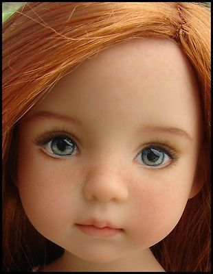 Little Darling doll by Dianna Effner--such expression!