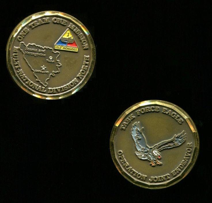 Operation Joint Endeavor Task Force Eagle 1996
