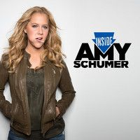 Inside Amy Schumer- I love this comedian! Amy Schumer's stand-up comedy, and this show, she is hilarious! =)  Comedy show, TUES on Comedy Central