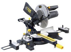 Fartools 113391 Scie à onglet radiale bois/métaux 2100 W Diamètre 255 mm Capacité de coupe maxi 70 x 300 mm: Price:290 Scie à onglet…