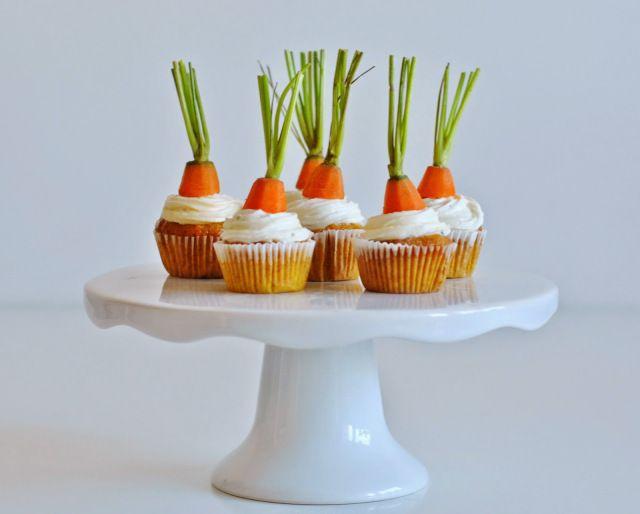 REB´S KITCHEN: mrkvové cupcakes s pomarančovým cream cheese krémom | fresshion