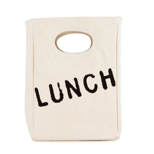 Statement LUNCH Lunch Bag (back to school). 12 Cool Back to School Essentials for Teens