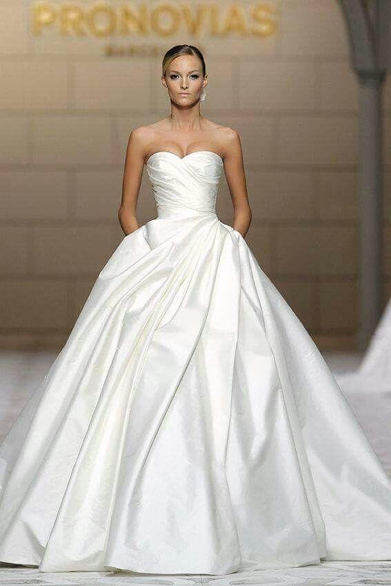 stunning atelier pronovias wedding dresses
