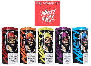 "Hello All,  Here it is!! you ask and we shall deliver, head down to your local Lunar Vape store now and pick up some not so ""Nasty Juice"", they are going fast, 10ml bottles for just £3.33.  We have all flavours in from blackcurrant lemonade to pure mango, something to defiantly hit the spot on the taste palette and making for a great all day vape.."