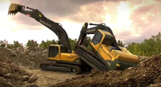 A Hilarious Documentary On The Life Cycle And Mating Rituals Of The Scandinavian Excavator -  A Hilarious Documentary On The Life Cycle And Mating Rituals Of The Scandinavian Excavator Excavators are fascinating creatures and this short documentary provides a never-before-seen look at their unique lives. Fecha: October 14 2016 at 05:10PM via Digg: http://ift.tt/2epJolD - Sigueme en mi página de Facebook: http://ift.tt/1NtBgGY - Etiquetas: Comico Curiosidades Digg Diversion Entretenimientos…