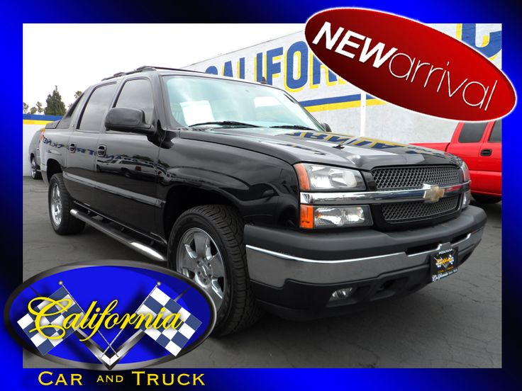 2006 Chevy Avalanche For Sale  LT http://californiacarandtruck.net/