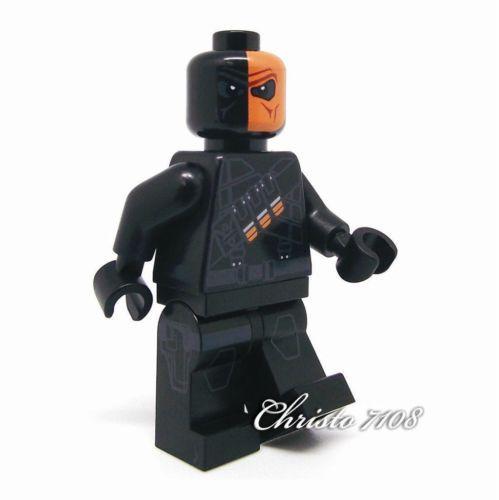 Custom Lego Deathstroke | eBay