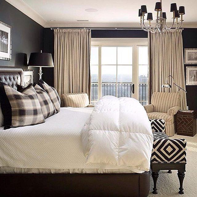 Such Unique And Captivating Design By Joy Tribout. Masculine Master  BedroomMaster ...