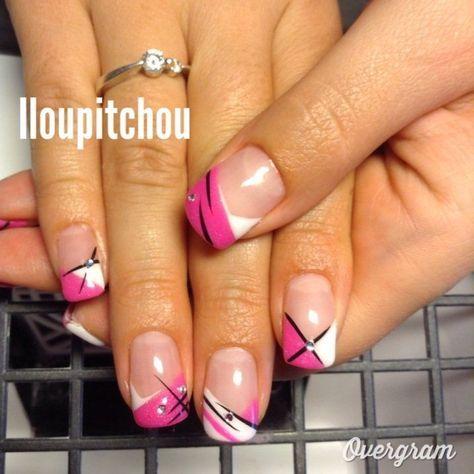 Résultats de recherche d'images pour «ongles décorés»