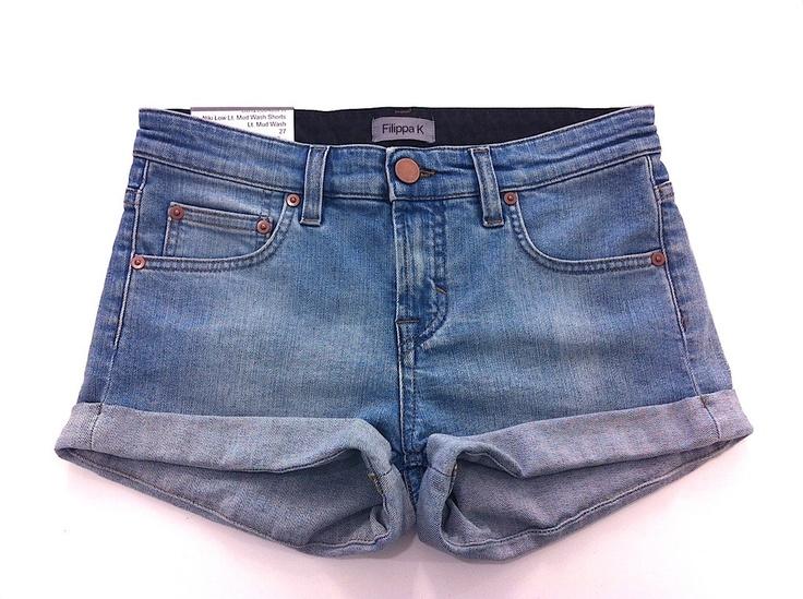 Filippa K Niki Low Lt. Mud Wash Shorts via http://shop.isthenew.at: Niki Low, Low Lt, Wash Shorts, Mud Wash