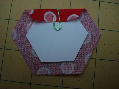 Bee In My Bonnet: Hexie Paper Piecing Tutorial - Part 1