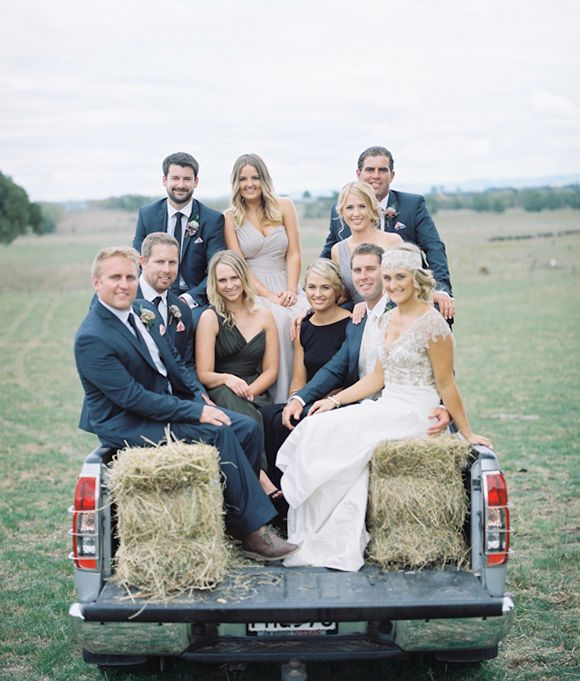 Waikato country wedding by Wildwood