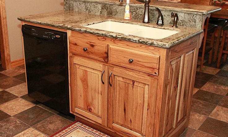 rustic cherry cabinets | Copyright 2013 Cabinets Plus, LLC