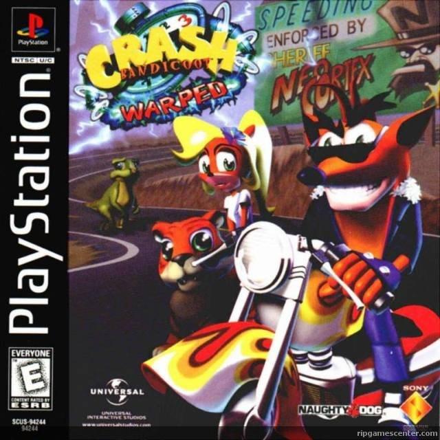Crash Bandicoot 3 PC Games Free Download Rip Games Center