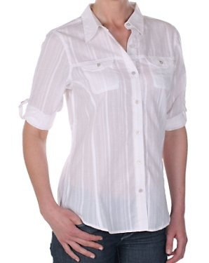 Women's Campista 3/4 Sleeve Shirt from @ExOfficio. Part of my Heat & Sun Smart picks for Summer 2012!