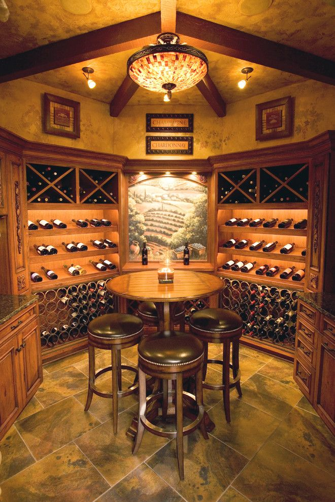home wine cellar bar google search