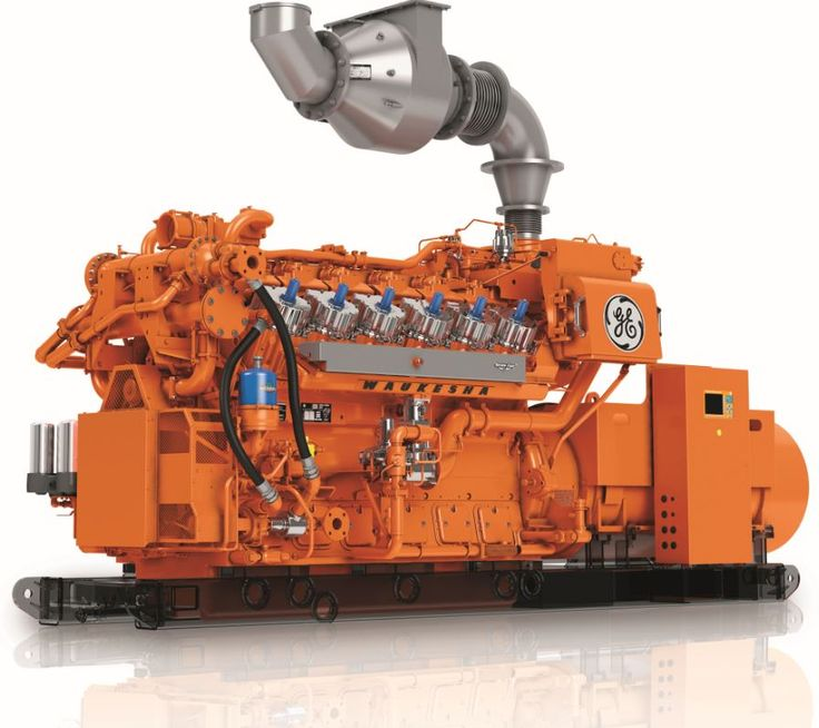 GE Waukesha Engine - GE To Build New State-Of-The-Art Engine Plant In Canada To Fill Gap From Ex-Im Bank Lapse
