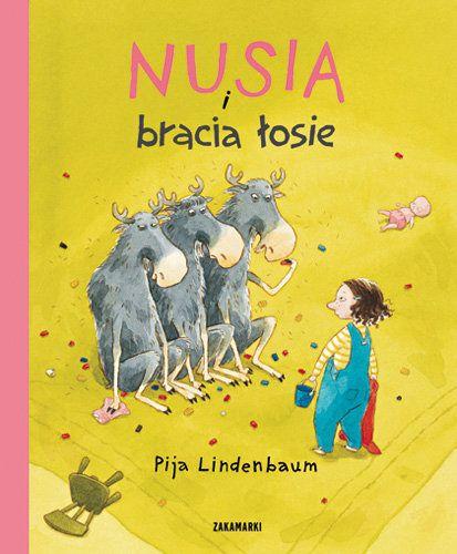 Nusia i bracia łosie -   Lindenbaum Pija , tylko w empik.com: 26,49 zł. Przeczytaj recenzję Nusia i bracia łosie. Zamów dostawę do dowolnego salonu i zapłać przy odbiorze!