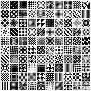 幾何学模様 2 (イラレのウォッチ用)                                                                                                                                                                                 もっと見る