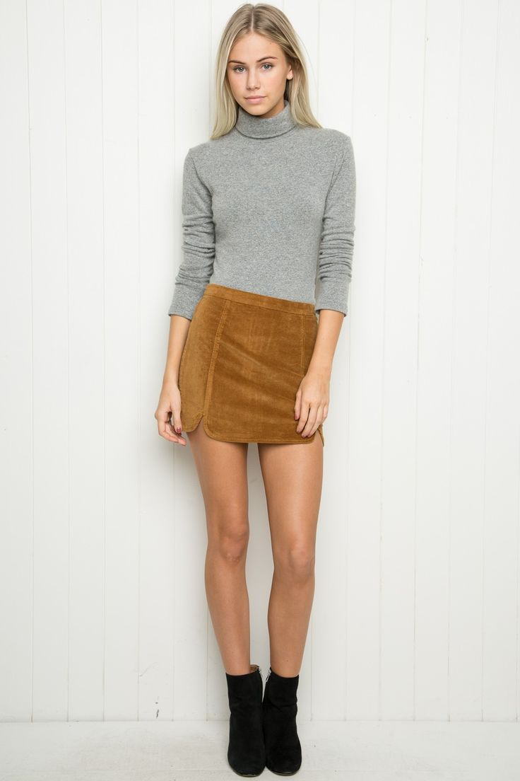 Brandy ♥ Melville | Raquel Skirt - Skirts - Bottoms - Clothing