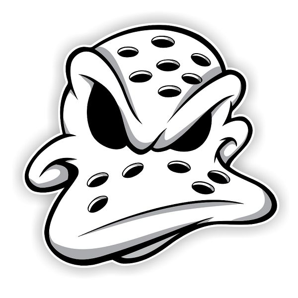 hockey coloring pages ducks - photo#9