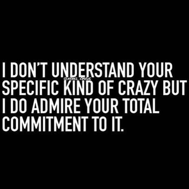 Oh boy can I think of certain peeps this will apply to...
