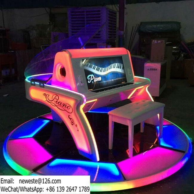 Include Ground Platform, Simulator Music Piano Arcade Game Machines
