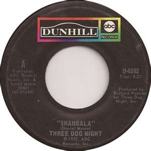 Shambala (1975) - Three Dog Night  my very favorite