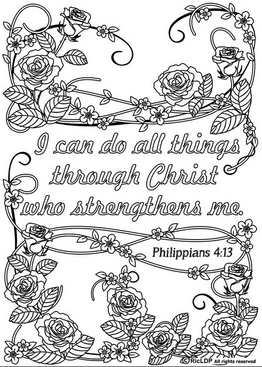 76 best coloring pages images on pinterest coloring for Scripture coloring pages for adults free