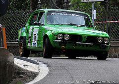 Triumph Dolomite Sprint - 2 2 2000 - Antonucci Roberto-Antonucci Herbert - Winners Rally Team srl