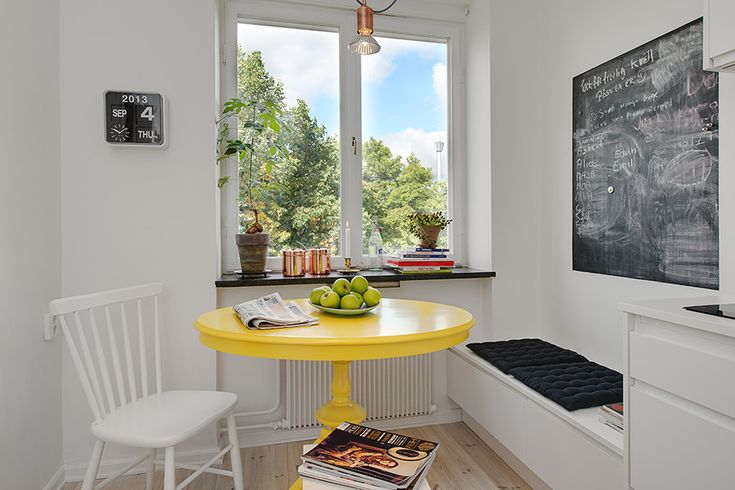 Swedish Crib Defined by Meticulously Renovated Interiors and Playful Decorations
