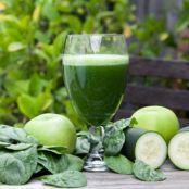 Centrifugato verde antiossidante