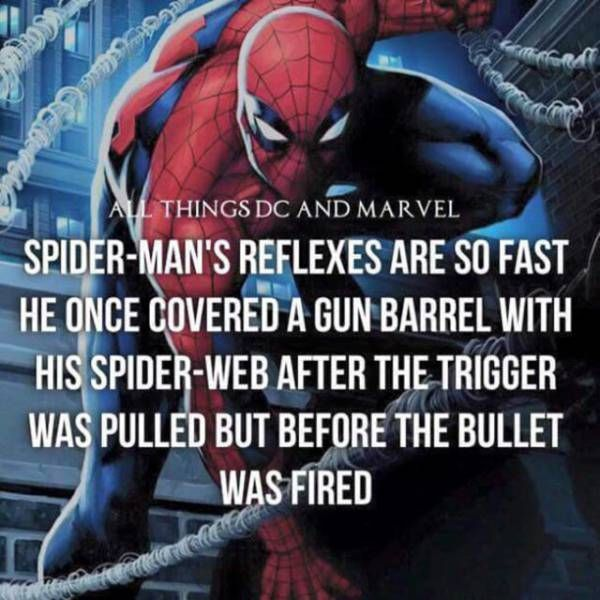 8 Spidey And Deadpool Facts!
